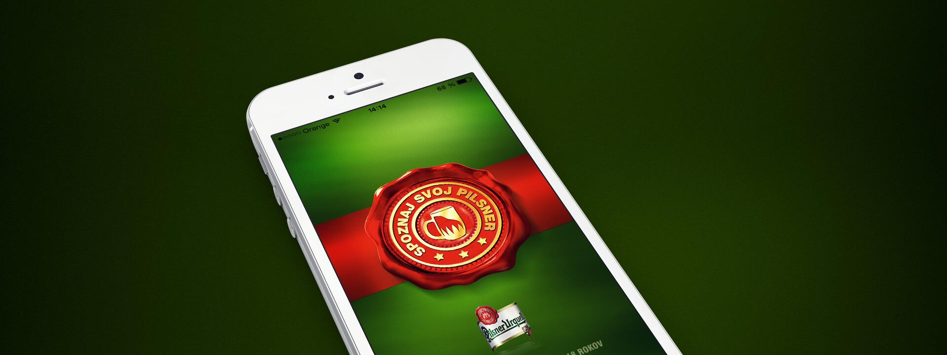 pilsner ios app