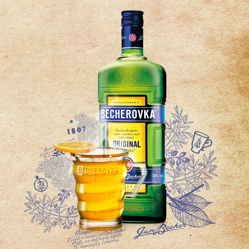 Becherovka Winter 2015