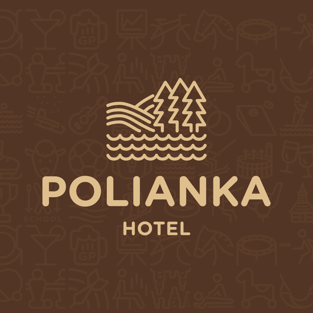 Hotel Polianka Corporate identity
